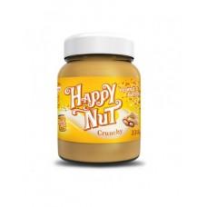 Арахисовая паста Happy Nut с кусочками 330г