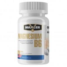 Maxler Magnesium B6 120 таб,