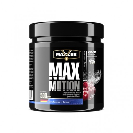 MAXLER Max Motion 500 г, Вишня