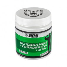 RPS Glucosamine+Chon+MSM 240 капс,