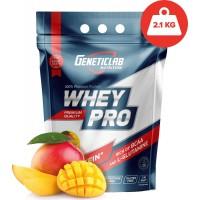 GENETICLAB Whey Pro 2,1 кг, Манго