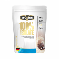 MAXLER 100% ISOLATE 900 г, швейцарский-шоколад