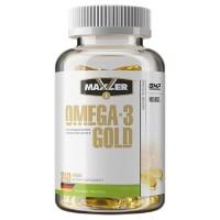 MAXLER Omega-3 Gold 240 кап,