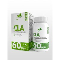 NaturalSupp CLA 60капс,