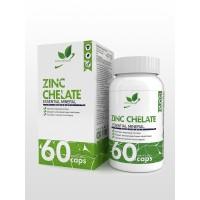 NaturalSupp ZINC Chelate 60капс,