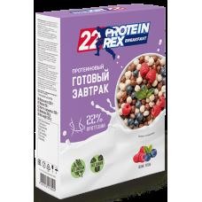 ProteinRex Готовый завтрак 250г, Лесные ягоды