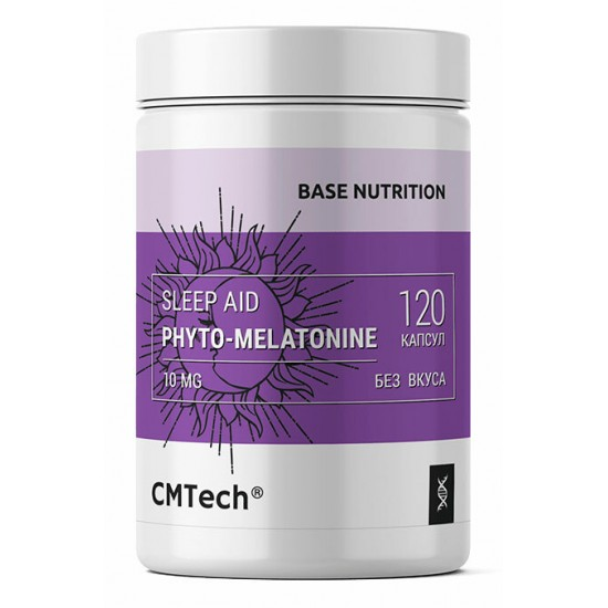 BASE Nutrition MELATONINE 10mg