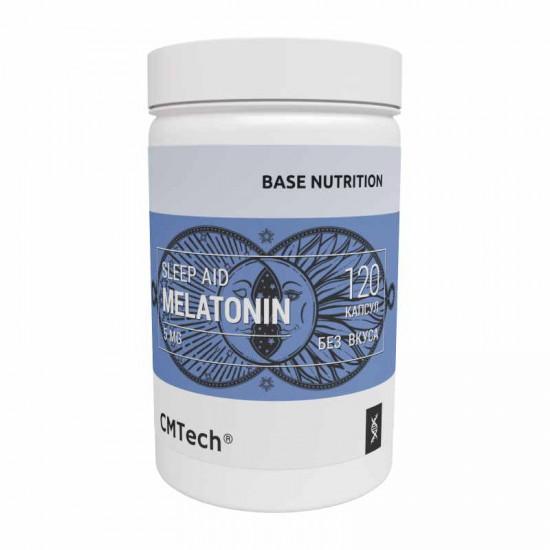 BASE Nutrition MELATONINE 5mg