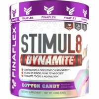 FINAFLEX Stimul8 Dynamite 30 порц , Сахарная вата