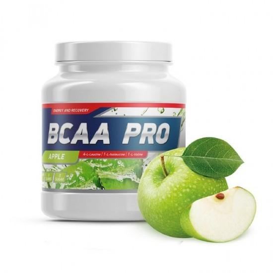 GENETICLAB BCAA Pro Powder 500 г, Яблоко