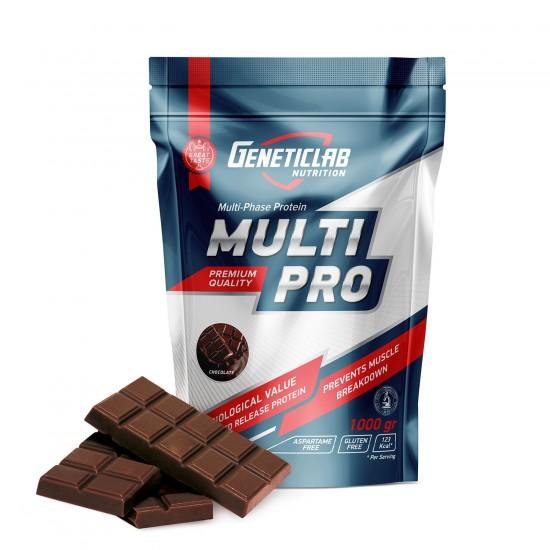 GENETICLAB Multi Pro 1 кг, Шоколад
