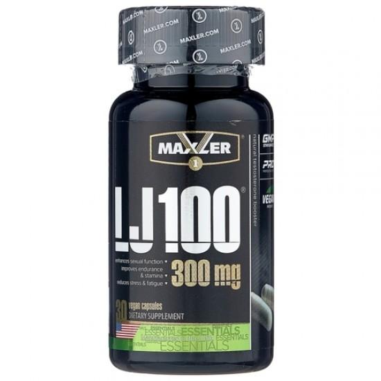 MAXLER LJ100 (Тонгкат Али 300мг) 30 капс
