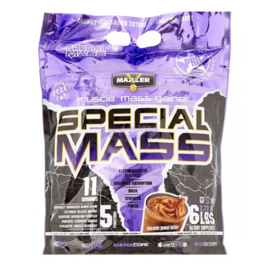 MAXLER Special Mass Gainer 2.73 кг, Шоколадно арахисовое масло