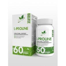 NaturalSupp L-PROLINE 60капс,