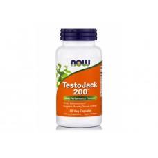 NOW TestoJack 200 60 кап,