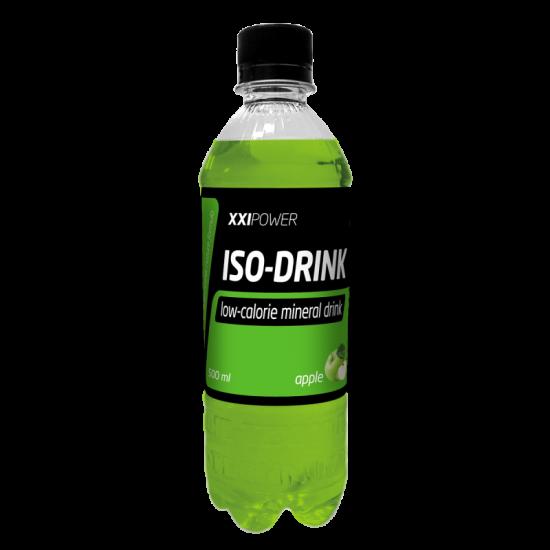 XXI POWER Напиток Изотоник 0,5л, яблоко
