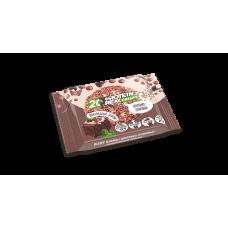 ProteinRex Протеино-злаковые хлебцы 55г, Шоколадный брауни