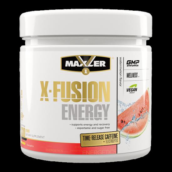 MAXLER X-FUSION ENERGY 330 гр, Арбуз
