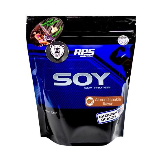 RPS Soy Protein 500 г, Миндальное печенье