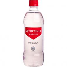SPORTINIA L-Carnitine 500мл, Грейпфрут