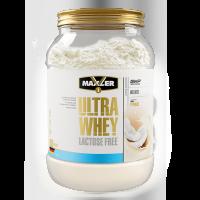 MAXLER ULTRA WHEY Lactose Free 900 гр, Кокос
