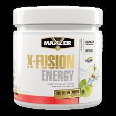 MAXLER X-FUSION ENERGY 330 гр, Яблоко