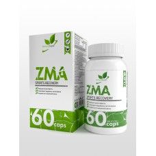 NaturalSupp ZMA 60капс,