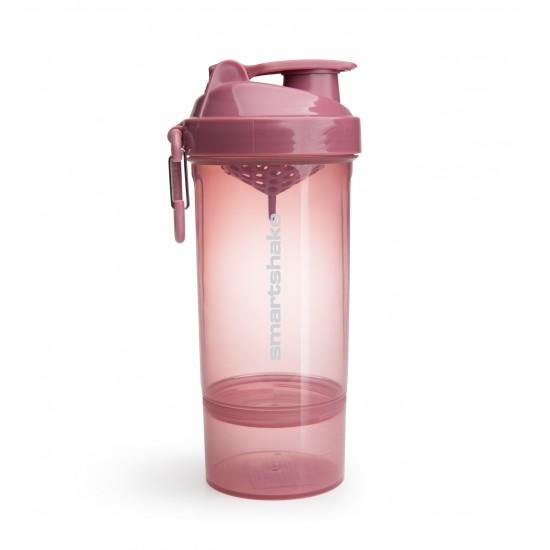 SMARTSHAKE Шейкер Original2GO 800 ml , Темно-розовый
