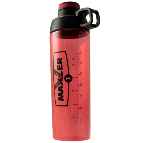 Maxler Shaker Essence 700мл, Black-Red