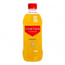 SPORTINIA L-Carnitine 500мл, Ананас