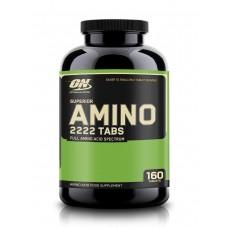 OPTIMUM NUTRITION Super Amino 2222 160 таб,