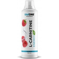 UniONE L-Carnitine Energy Fit 500ml, Малина