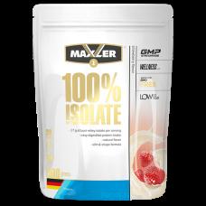 MAXLER 100% ISOLATE 900 г, Клубника