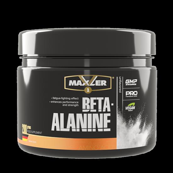 MAXLER BETA-ALANINE 200 гр,