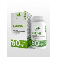 NaturalSupp TAURINE 60капс,
