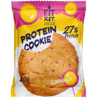 FIT KIT Protein Cookie 40гр, Леденец