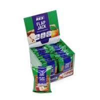 ProteinRex FLAP JACK 60г, Яблоко-груша