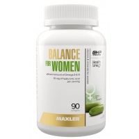 MAXLER BALANCE FOR WOMEN 90 кап