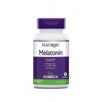 NATROL Melatonin 5 mg 60 таб