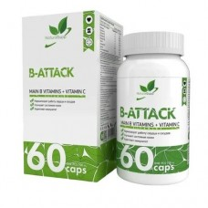 NaturalSupp B-ATTACK 60капс
