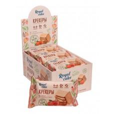 PROTEIN REX Royal cake Крекеры 84г, Томат и итальянские травы