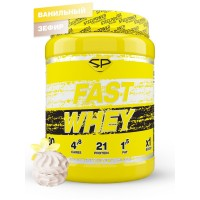STEEL POWER Fast Whey Protein 900г, Зефир