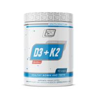 2SN Vitamin D3+Calcium+K2 90 капс