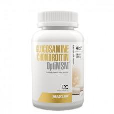 MAXLER Glucosamine-Chondroitin-OptiMSM 120 капс