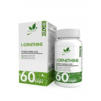 NaturalSupp L-ORNITHINE 60капс