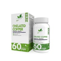NaturalSupp Chelated Copper 60капс