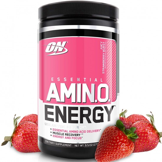 OPTIMUM NUTRITION Amino Energy 30 порц, Клубничный взрыв