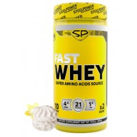 STEEL POWER Fast Whey Protein 300г, Зефир