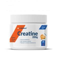 CYBERMASS Creatine Powder 200г, Апельсин