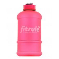 FitRule Бутыль 1,3л (щелчек), Розовая